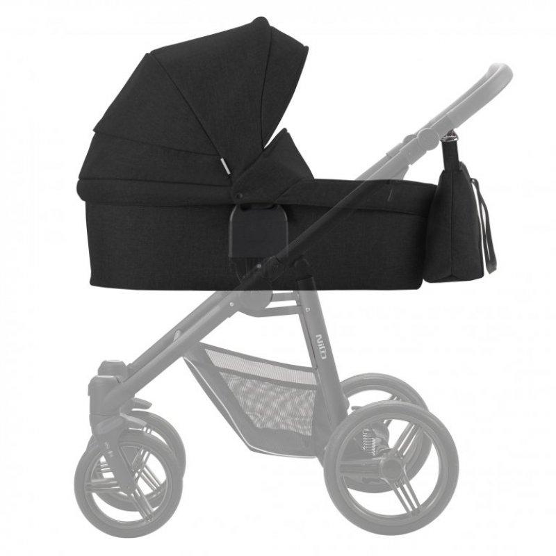 Люлька для коляски Bebetto Nico (202) Чорний